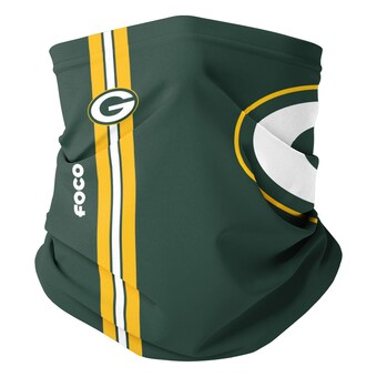 Green Bay Packers Gaiter Scarf Double Layer Mask