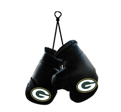 Green Bay Packers Mini Boxing Gloves