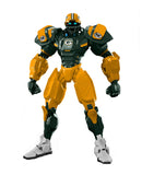 "Green Bay Packers 10"" Team Cleatus FOX Robot Action Figure Version 2.0"