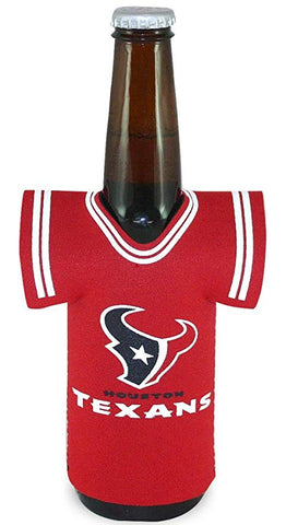Houston Texans Bottle Jersey Holder