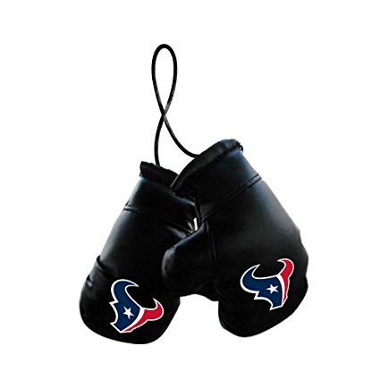 Houston Texans Mini Boxing Gloves