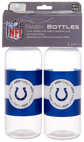 Indianapolis Colts 9 oz. Bottles (2pk)