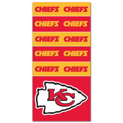 Kansas City Chiefs Superdana Scarf Bandana Mask