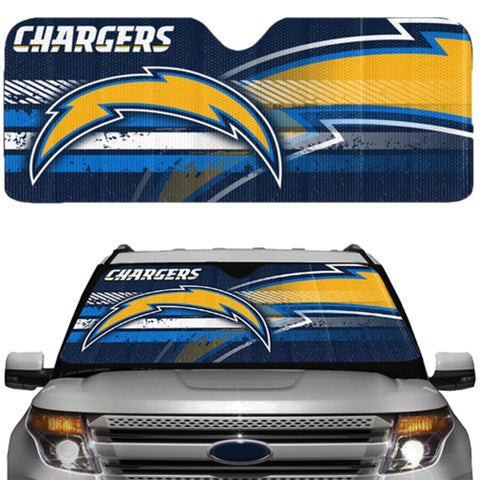 Los Angeles Chargers Auto Sun Shade