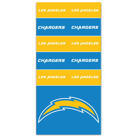 Los Angeles Chargers Superdana Scarf Bandana Mask