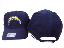 Los Angeles Chargers NFL Youth Logo Reebok Cap Hat Navy Blue