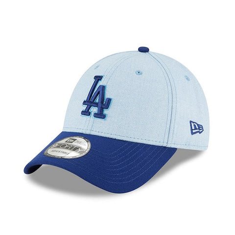 Los Angeles Dodgers Velcro Adjustable New Era 9Forty 2018 Fathers Day Cap Hat
