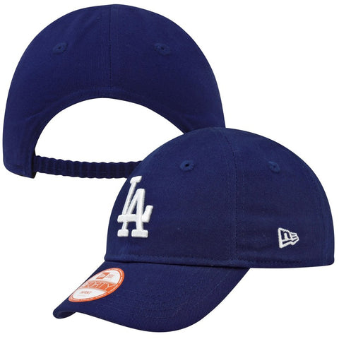 Los Angeles Dodgers Infant My 1st New Era 9FORTY Baby Hat Cap Blue