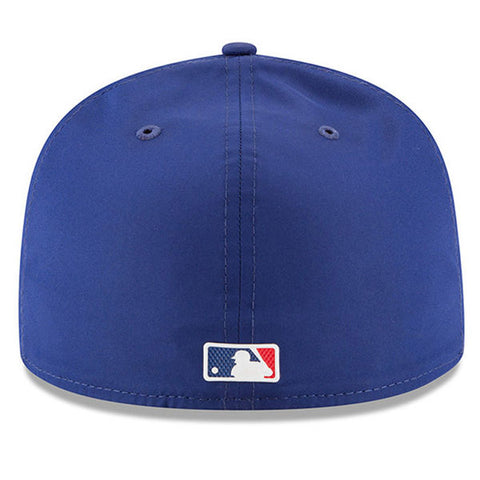 95bb32e0a5e Los Angeles Dodgers Fitted New Era 59Fifty On Field 2018 Batting Practice  Prolight Cap Hat