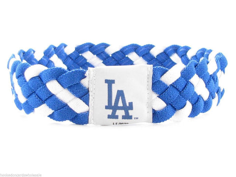 Los Angeles Dodgers Braided Hairband Headband