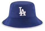 Los Angeles Dodgers New Era Team Bucket Hat Blue