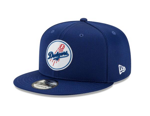 Los Angeles Dodgers Snapback New Era 9Fifty Clubhouse Blue Cap Hat