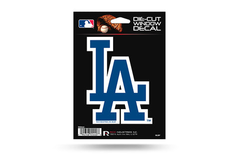Los Angeles Dodgers Medium Die Cut Decal