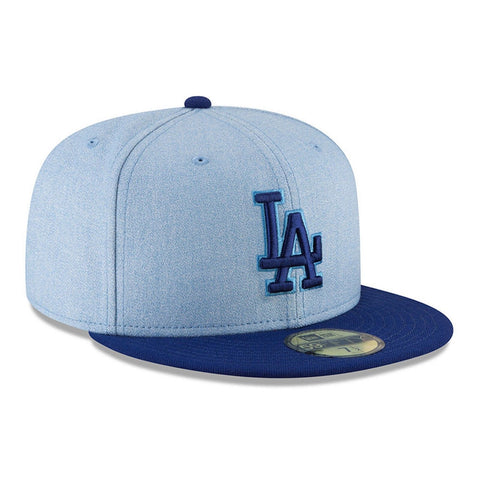 best sneakers 87e15 7f863 Los Angeles Dodgers Fitted New Era 59Fifty On Field 2018 Fathers Day Cap Hat