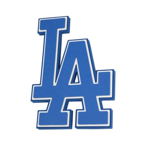 Los Angeles Dodgers 3D Foam Magnet