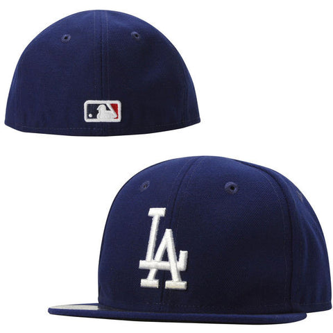 Los Angeles Dodgers Infant Fitted MY 1ST 59FIFTY Cap Hat