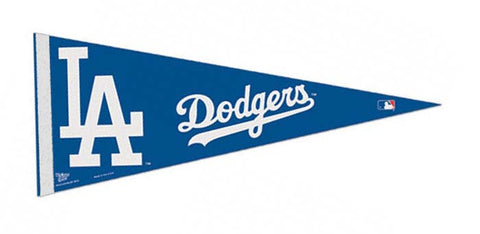 Los Angeles Dodgers Bar Home Decor Classic Pennant