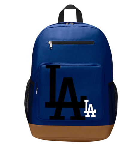 Los Angeles Dodgers Backpack Playmaker by Northwest Blue