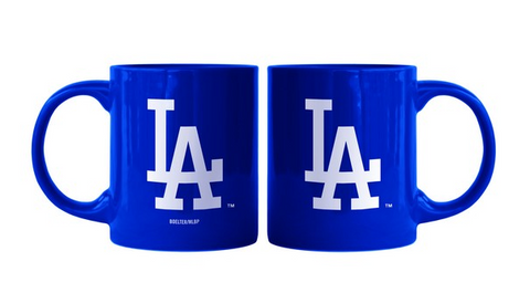 Los Angeles Dodgers 11 oz. Rally Coffee Mug