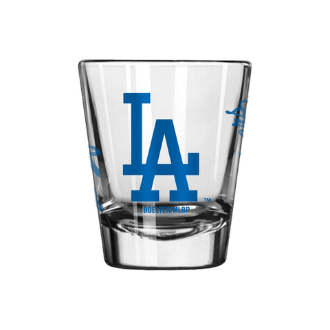 Los Angeles Dodgers 2oz Gameday Shot Glass