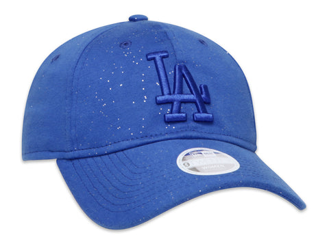 Los Angeles Dodgers Strapback New Era 9Twenty Sparkle Blue Cap Hat