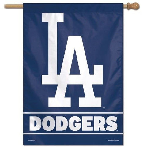 "Los Angeles Dodgers 28"" x 40"" Vertival Flag"