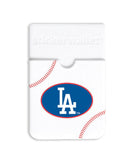 Los Angeles Dodgers Baseball Sticker Wallet
