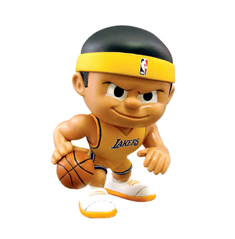 Los Angeles Lakers Collectible Lil' Teammates Playmaker