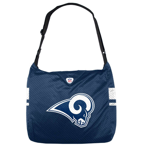 Los Angeles Rams Team Jersey Tote Bag