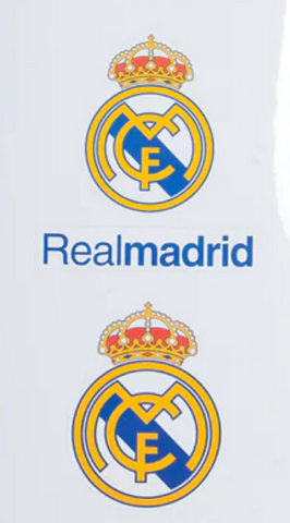 Real Madrid Auto Decal