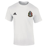 Mexico Men's #14 Javier Chicharito Hernandez Adidas Soccer Player T-Shirt