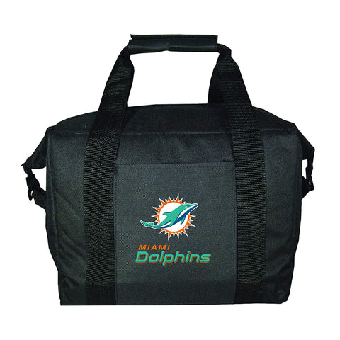 Miami Dolphins 12-Pack Cooler Lunch Bag