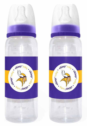 Minnesota Vikings 9 oz. Bottles (2pk)