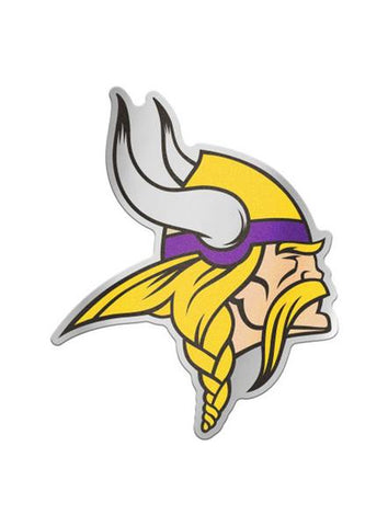 Minnesota Vikings Color Auto Emblem