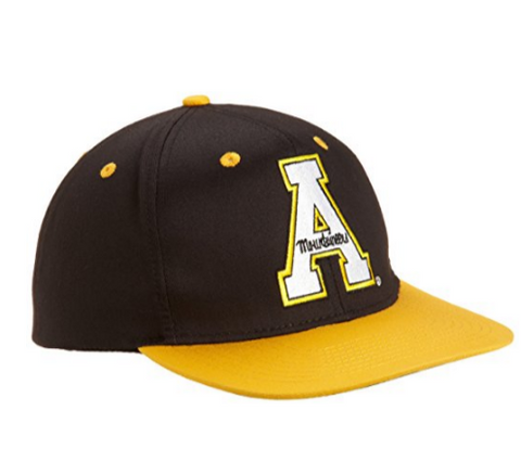 Appalachian State Mountaineers Snapback XL Logo Cap Hat