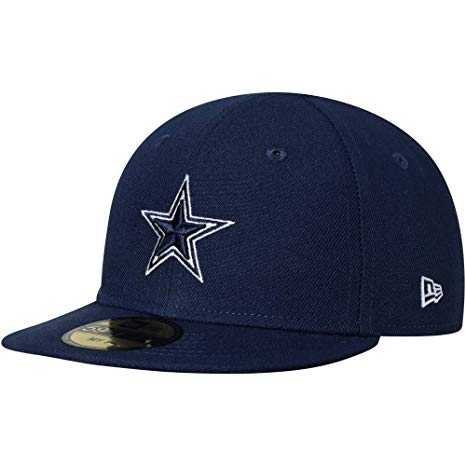 Dallas Cowboys Infant Fitted New Era 59Fifty My 1st Classic cap Hat Navy