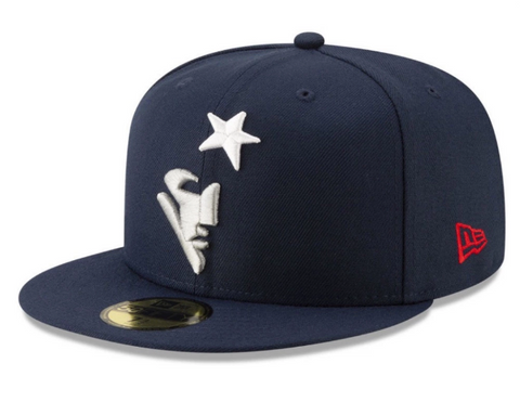 New England Patriots Snapback New Era 9Fifty Elemental Navy Hat Cap