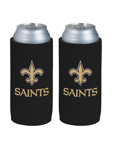 New Orleans Saints Tall Boy 24oz Can Holder