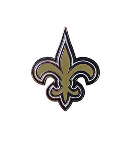 New Orleans Saints Logo Lapel Pin
