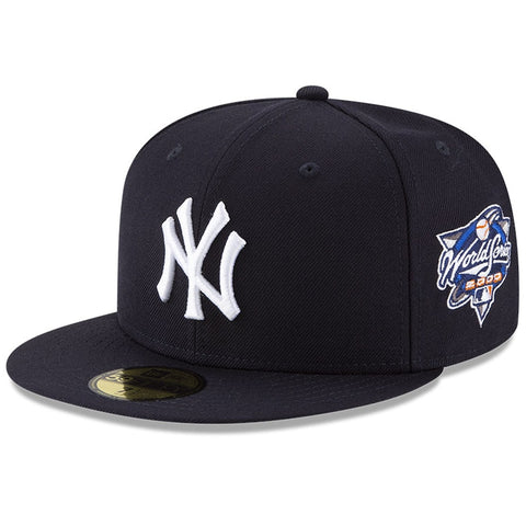 New York Yankees Fitted New Era 59FIFTY 2000 World Series Cap Hat