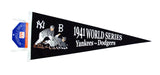 New York Yankees vs Brooklyn Dodgers Mitchell & Ness 1941 WS Felt Pennant