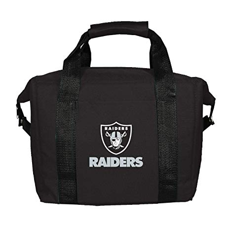 Oakland Raiders 12-Pack Cooler Lunch Bag
