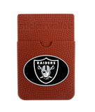 Oakland Raiders Football Sticker Wallet
