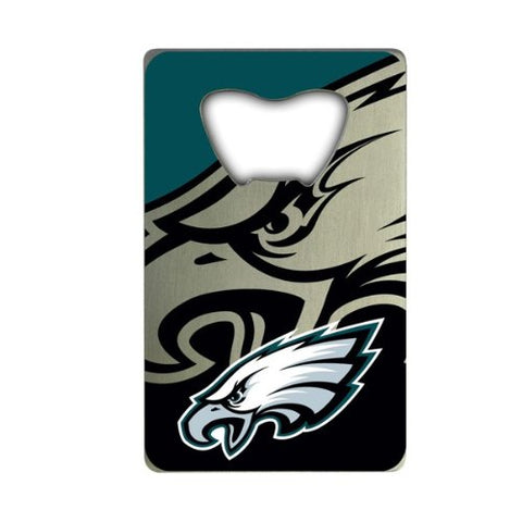 Philadelphia Eagles Credit Card Style Bottle Opener