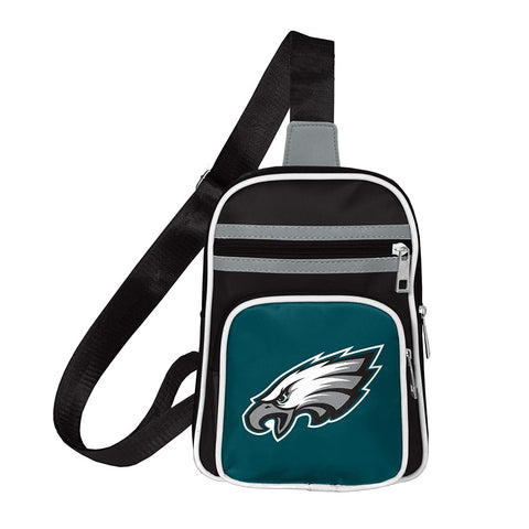 Philadelphia Eagles Backpack Mini Cross Sling Bag