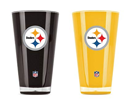 Pittsburgh Steelers Insulated Tumbler Set Twin Pack