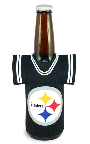 Pittsburgh Steelers Bottle Jersey Holder