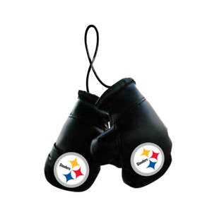 Pittsburgh Steelers Mini Boxing Gloves