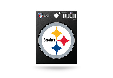 Pittsburgh Steelers Small Sticker Short Sport Set of 2