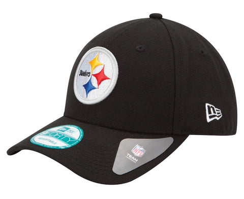 Pittsburgh Steelers Adjustable New Era Cap Hat Black